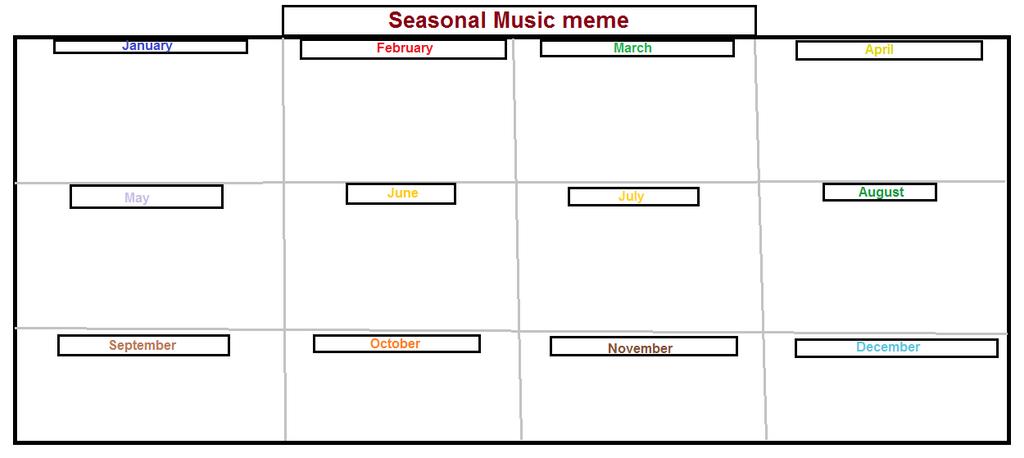Seasonal Meme by regates