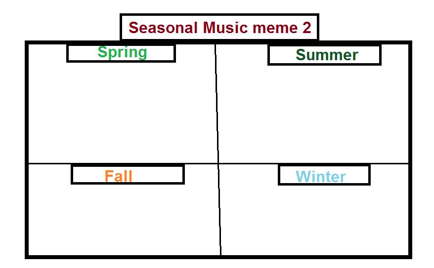 Seasonal Meme 2 by regates