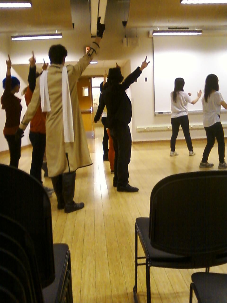 Dance 1 by regates