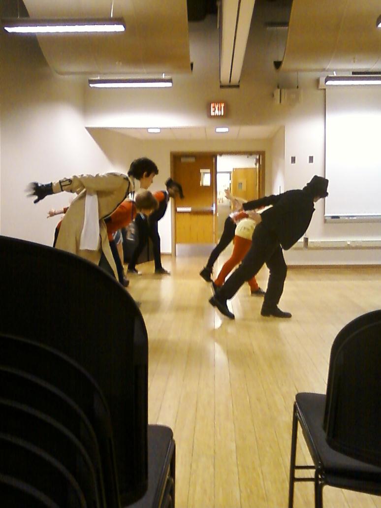 Dance 8 by regates