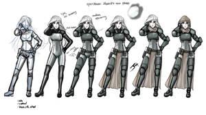 Alsera Tzuli - OC Star Wars