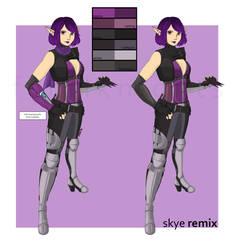 Paladins - Skye Remix