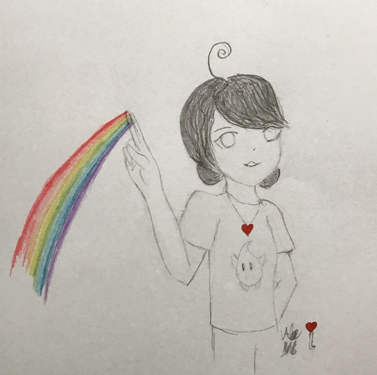 Happy Pride Month 2018 by poptropicangirlannie