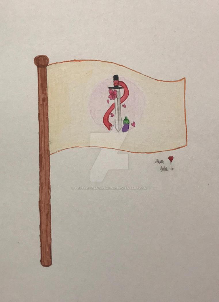 New pchuu Flag by poptropicangirlannie
