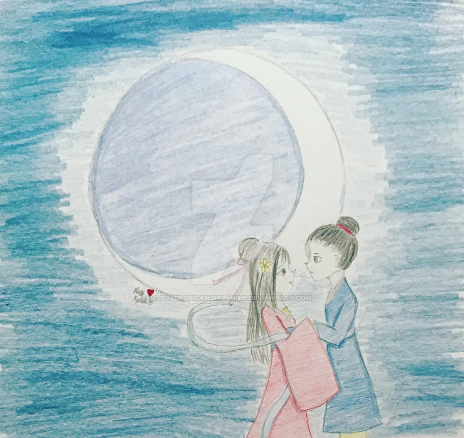 Chinese Valentine's Day by poptropicangirlannie