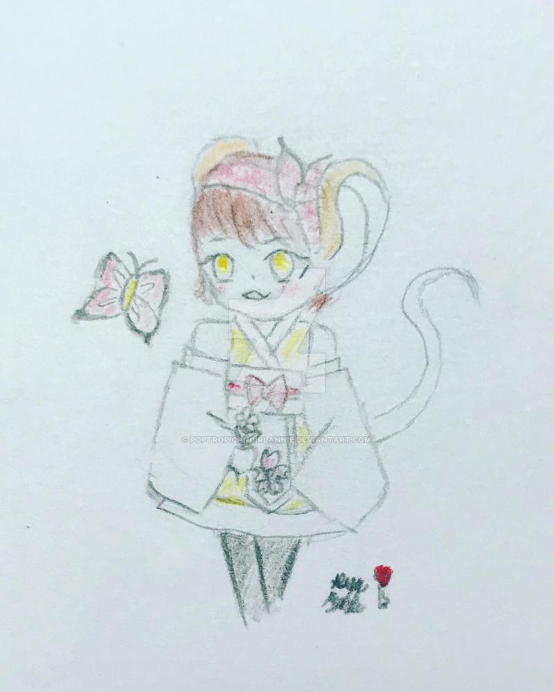 Little Baby Sunbun (HBD Sunnie!) by poptropicangirlannie