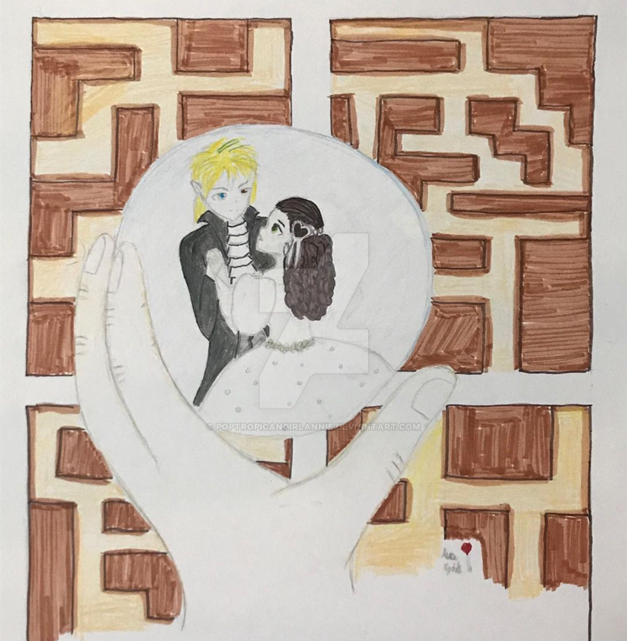 Labyrinth (Late Valentine's Day) by poptropicangirlannie
