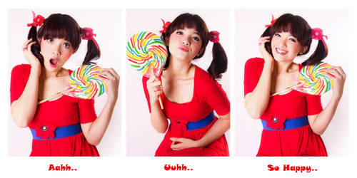 Lollipop Sweet Expression 2