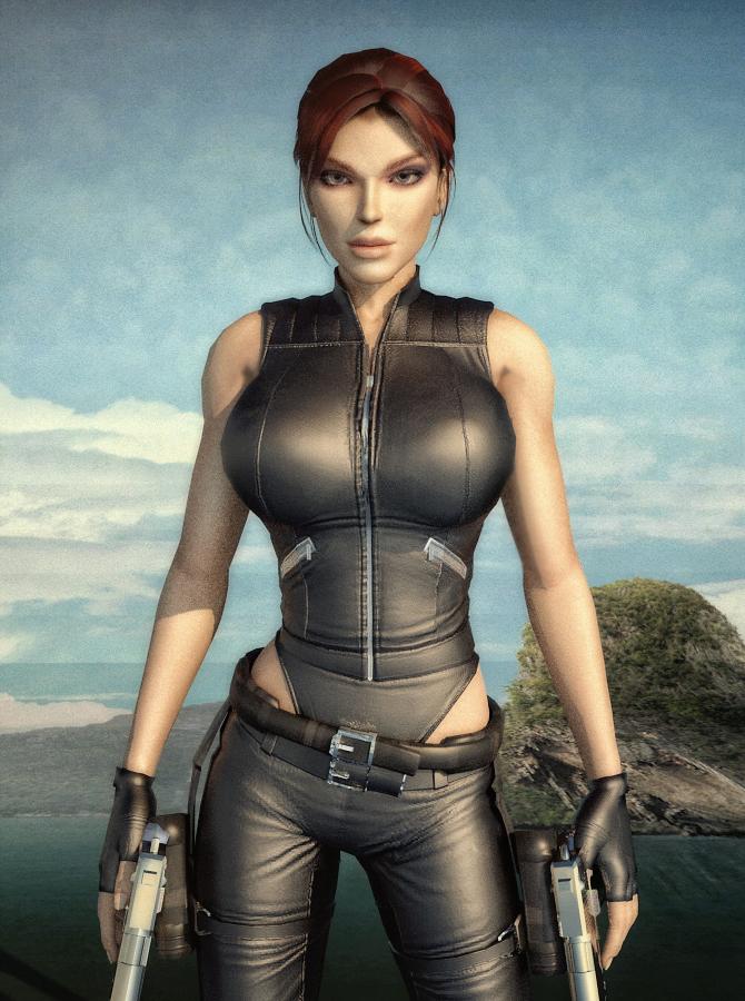 Tomb Raider Girl Lara Croft wallpaper | 2560x1600 | #9704
