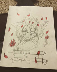 Regret and Forgiveness by wolf64legend