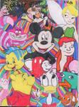 A Disney Collage