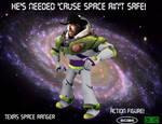 Texas Space Ranger