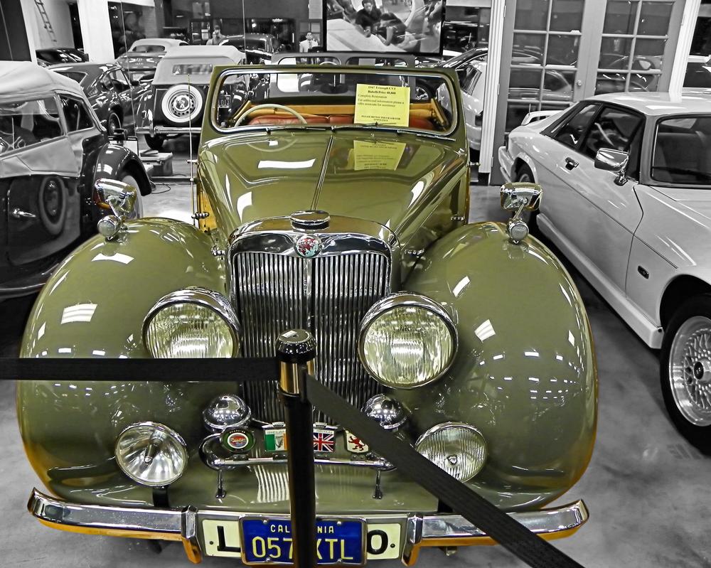 1947 Triumph CVT by Artie3D