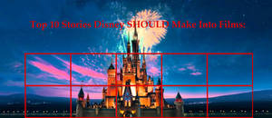 Movies That Disney Need To Make BASE