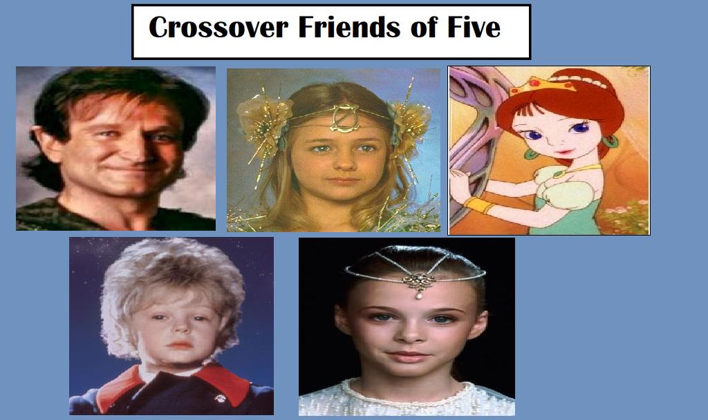 The Fantasy Kids by Rosie-Love98