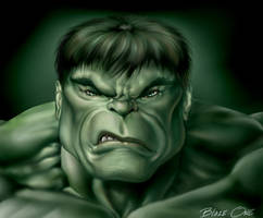 Hulk the Green Scar
