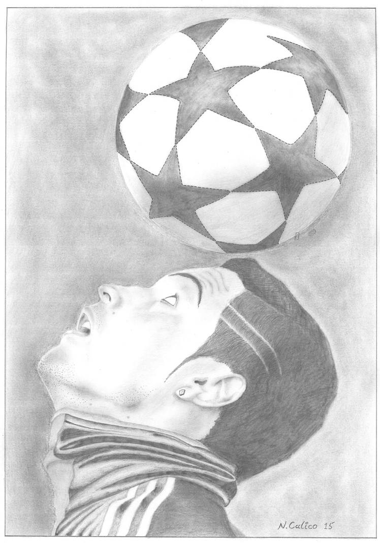 Cristiano Ronaldo Cr7 By Nelsoncalico On Deviantart