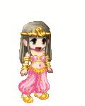 Konoka Konoe, belly dancer outfit by Gaogolgar
