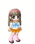 Sayaka Yumi schoolgirl cosplay by Gaogolgar