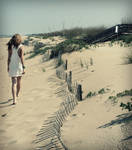 Beach walks by ImpossiblePerfection