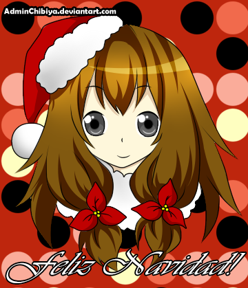 Merry Christmas! by AdminChibiya