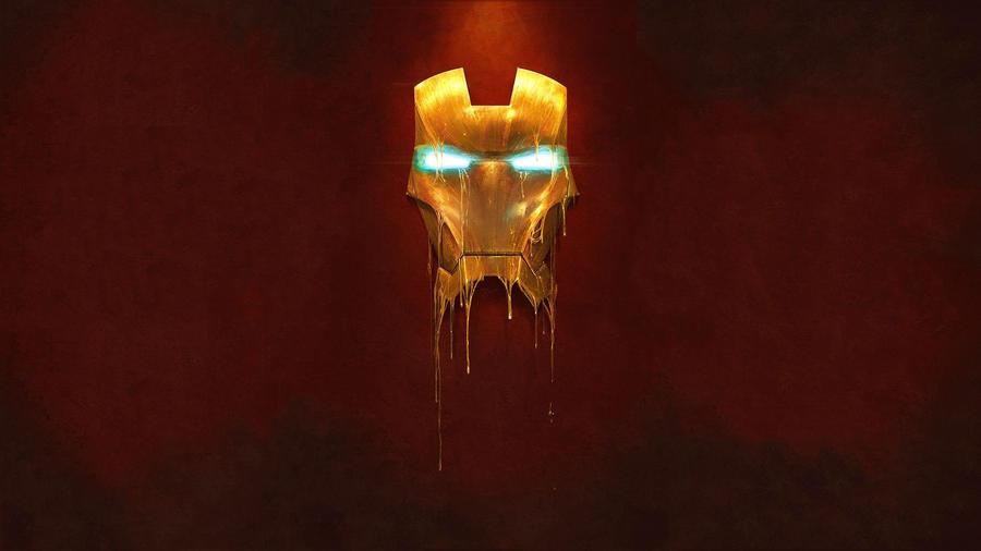 Iron Man Wall by juventino11