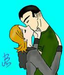 BRICKXJO kiss