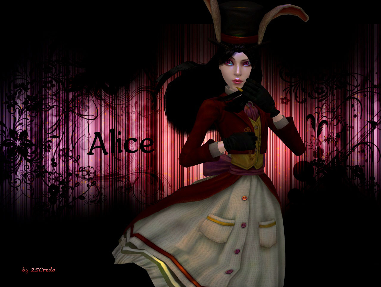 March hare by 25credo on deviantart for March hare wallpaper