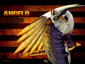 I'm an angel... by 25Credo