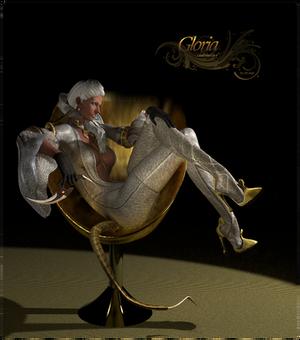 Gloria DMC4