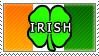 Irish stamp by Cyberdemon6030