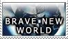 Brave New World Stamp by Cyberdemon6030