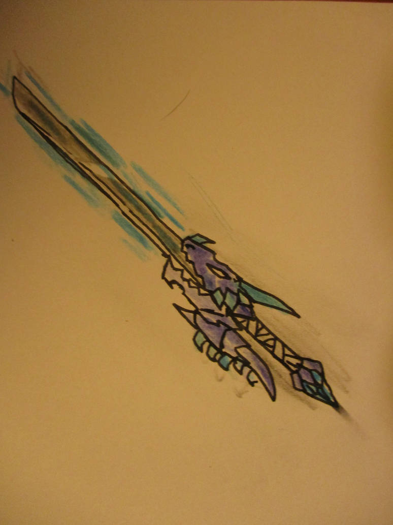 DXD Sacred gears- Luminous Blade by Magna-Ryunoid on DeviantArt