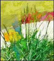 Grass and Weeds 2 by OFaia