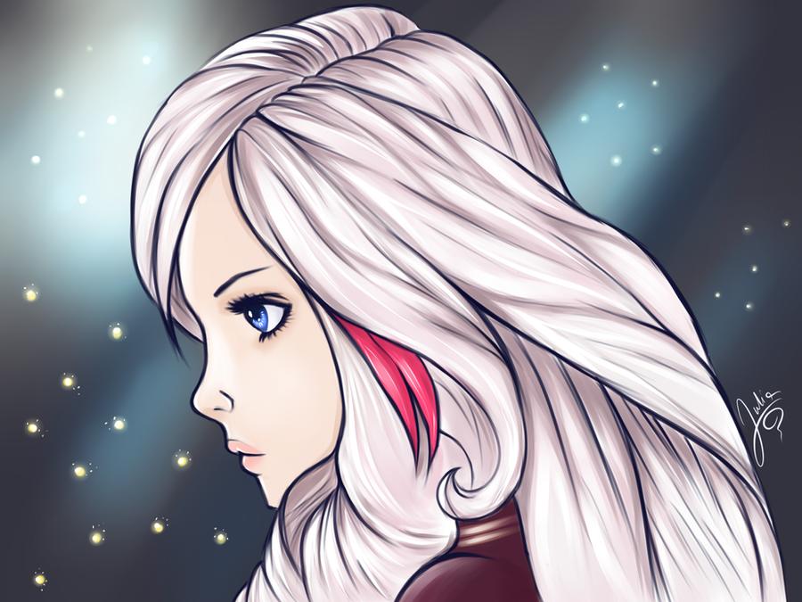 Fireflies by Julia-Riley