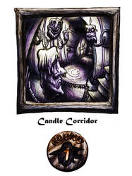 For Display R1: Candle Corridor