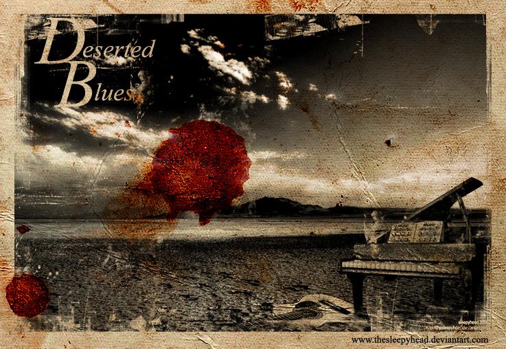 Deserted Blues - Vintage by TheSleepyhead