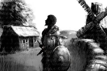 Mercenary by Thysane