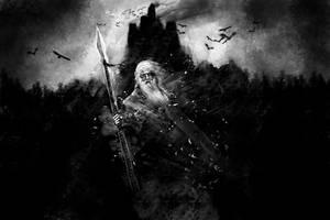 Odin by Thysane
