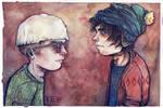 Bowl and Alex