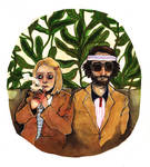 Margot and Richie