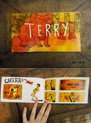Terry: Printed by T-EE