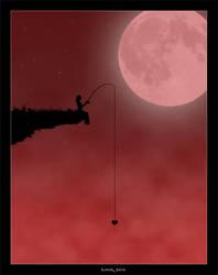 Lunar Love by davidduke