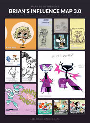Influence Map 3.0