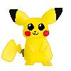 Pikachu Sprite by Casper3703