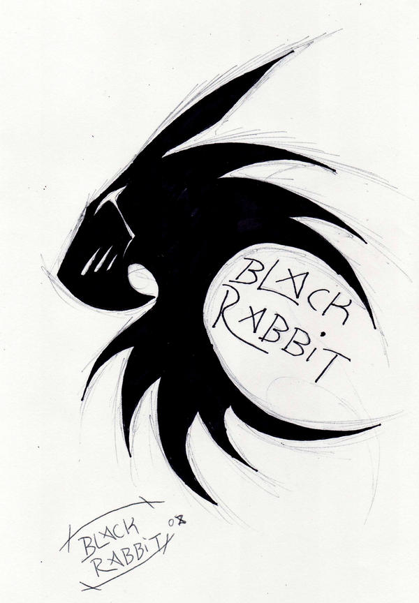 Follow the Black Rabbit by Blackrabbit98