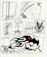 Inle vs Ratoki:Vertigo Mix 4 by Blackrabbit-98