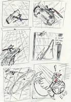 Inle vs Ratoki:Vertigo Mix 8 by Blackrabbit-98