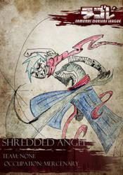 Shredded Angel: SDL MiX by Blackrabbit-98