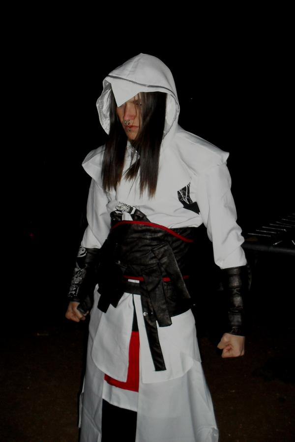 my assassins creed outfit by horrorpictures